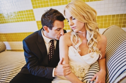 Palm Springs Wedding featured on Ruffled! (click here)